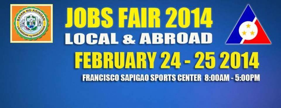 Jobs Fair 2014