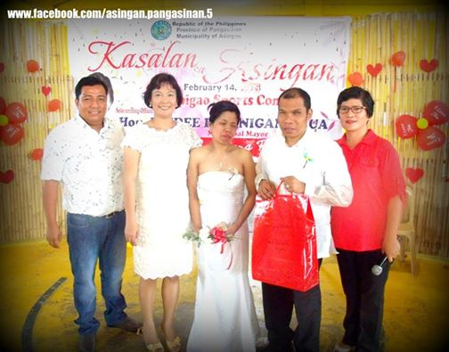 kasalang bayan - most romantic couple