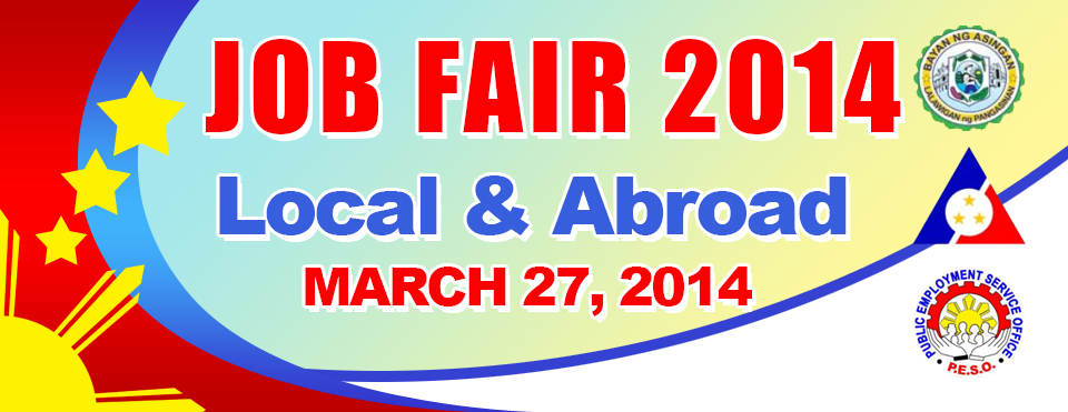 JOBS FAIR March 27