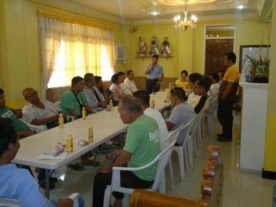 Dialogue with Mayor Heidee Chua