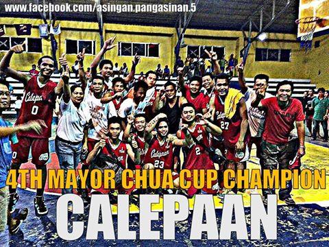 Champion Calepaan