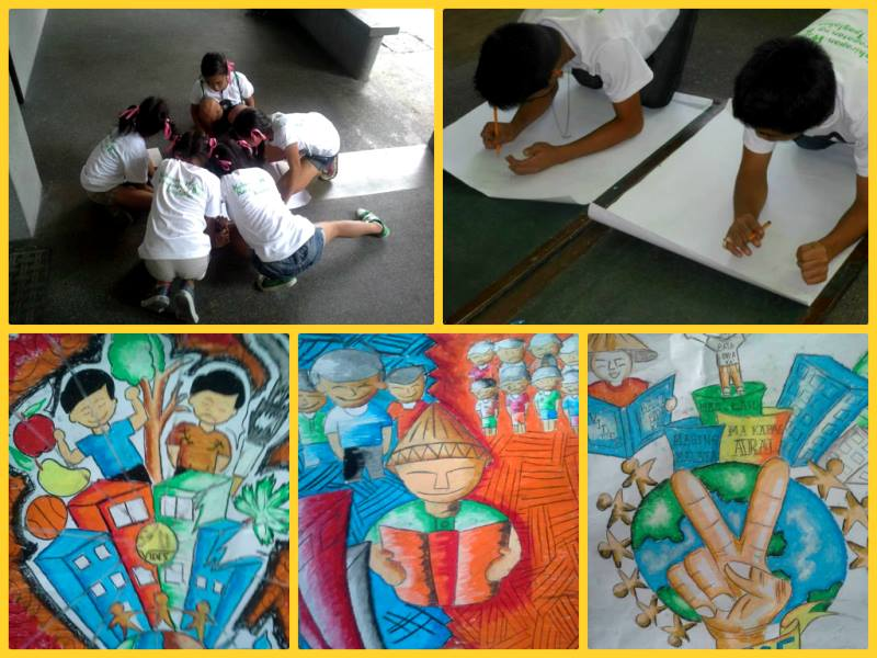 Poster Making Contest 2014