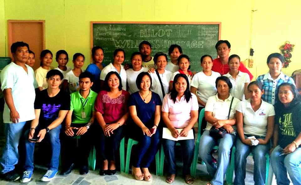 Skills Training on HIlot 2014