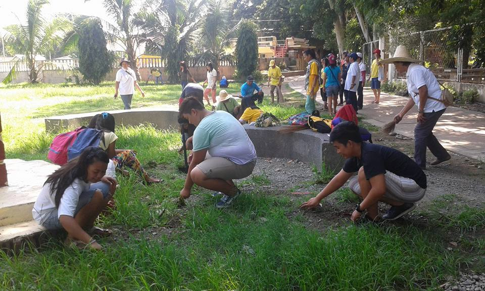 Asingan OFW and Family Association Community Service (2)