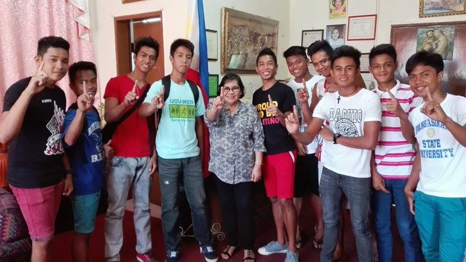 Go TEAM ASINGAN With Mam Suyat