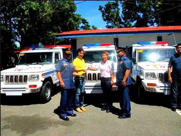 units Mahindra Enforcer Patrol Jeep