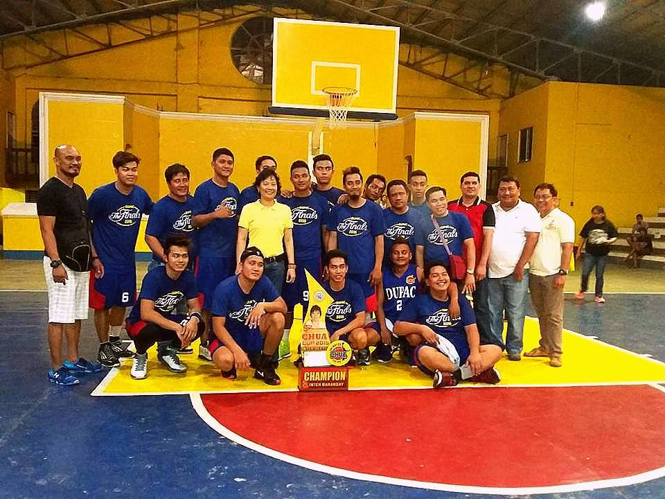 Congratulation Barangay Dupac 5th Mayor Heidee Chua Cup