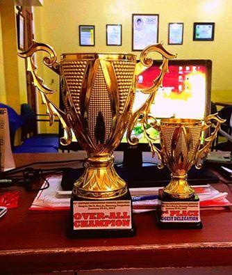BSP Asingan Overall Champion