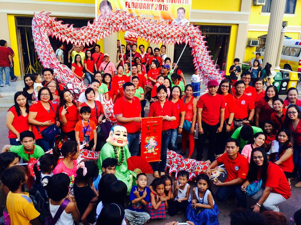 Chinese New year celebration 2016