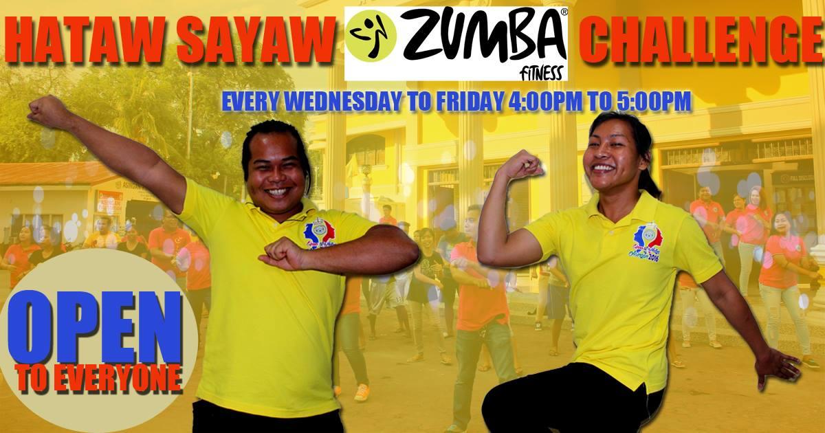 Hataw Sayaw Sumba Challenge