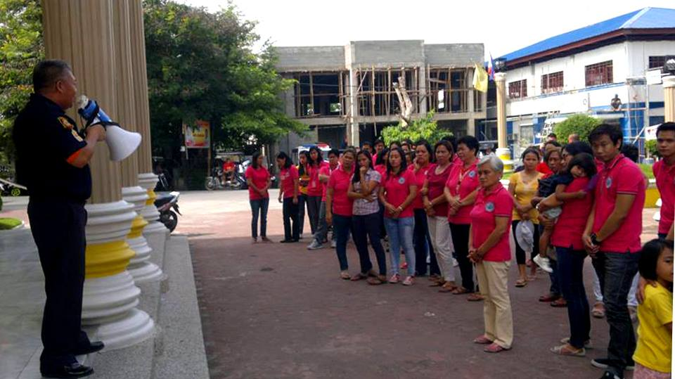 LGU employees join the Nationwide Simultaneous Earthquake Drill (3)