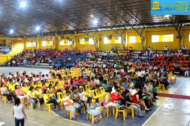 Oath Taking Ceremony 2016 Attendees