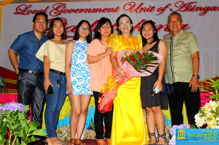 Oath Taking Ceremony 2016 Mayor Heidee Chua