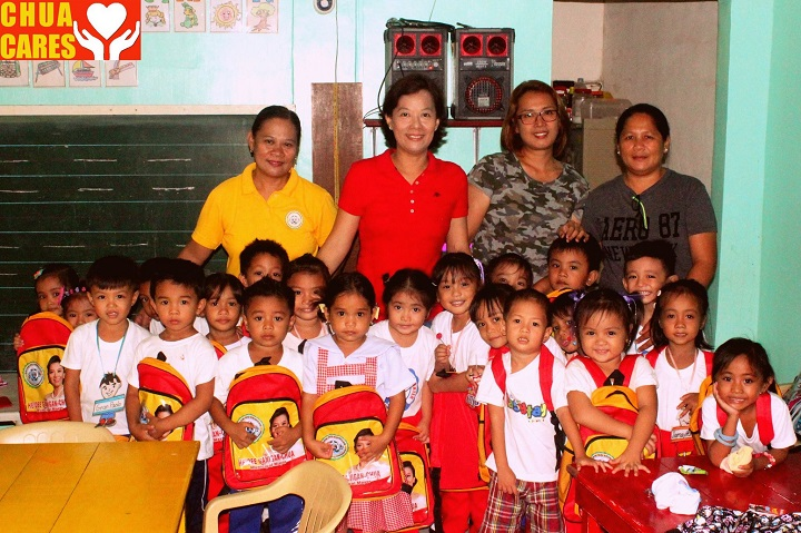 Barangay Calepaan Daycare Learners (1)