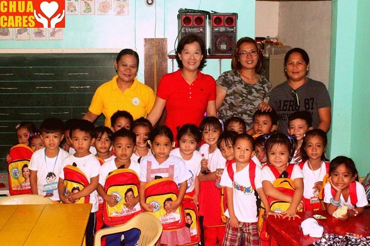 Barangay Calepaan Daycare Learners (1)