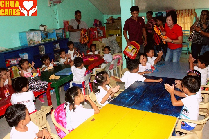 Barangay Calepaan Daycare Learners (2)