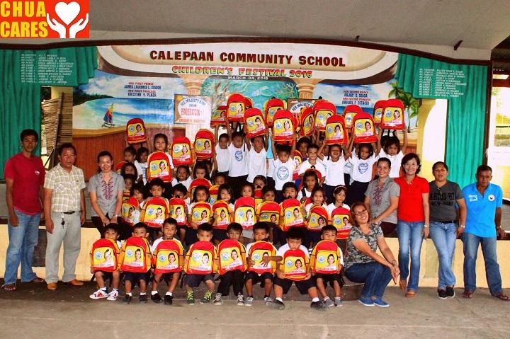 Barangay Calepaan Daycare Learners (3)