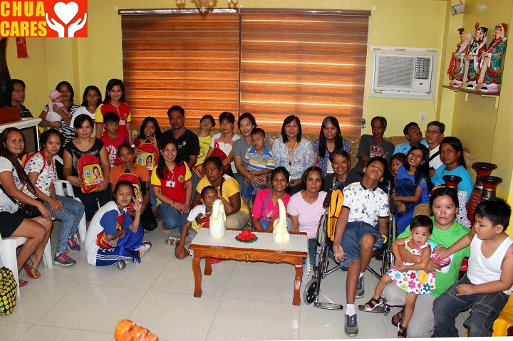 Distribution of educational assistance to children with disability (3)