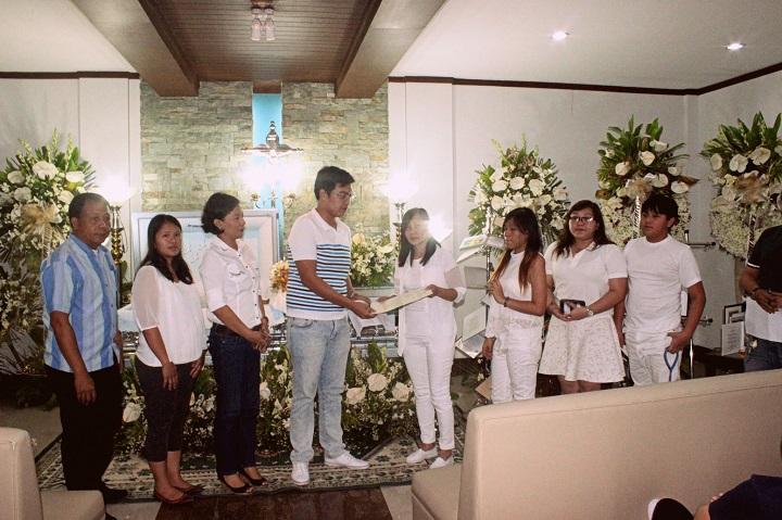 LGU Asingan offered Necrologial Service
