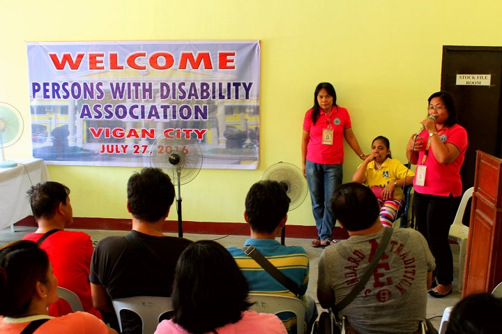 MSWD - PWD of Vigan City Visitation (1)