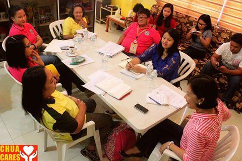 Mayor Heidee Chua convenes the Local Health Board Meeting