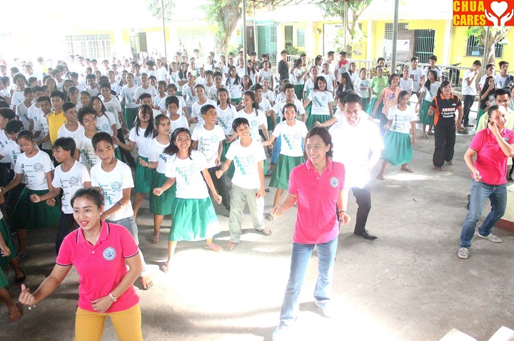 Hataw Sayaw at Ariston Bantog National High School
