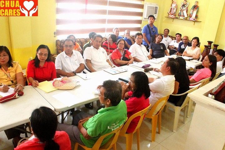 Mayor Heidee Chua reiterates to barangay leaders