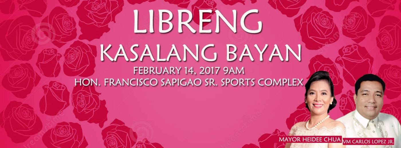 Libreng Kasalang Bayan 2017