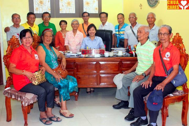 FSCAP Asingan Chapter Officers