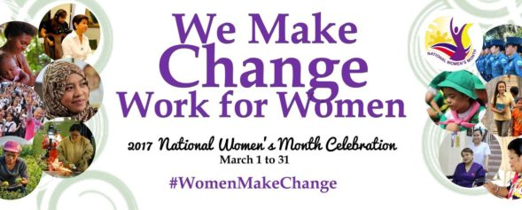 2017 National Womens Month Celebration
