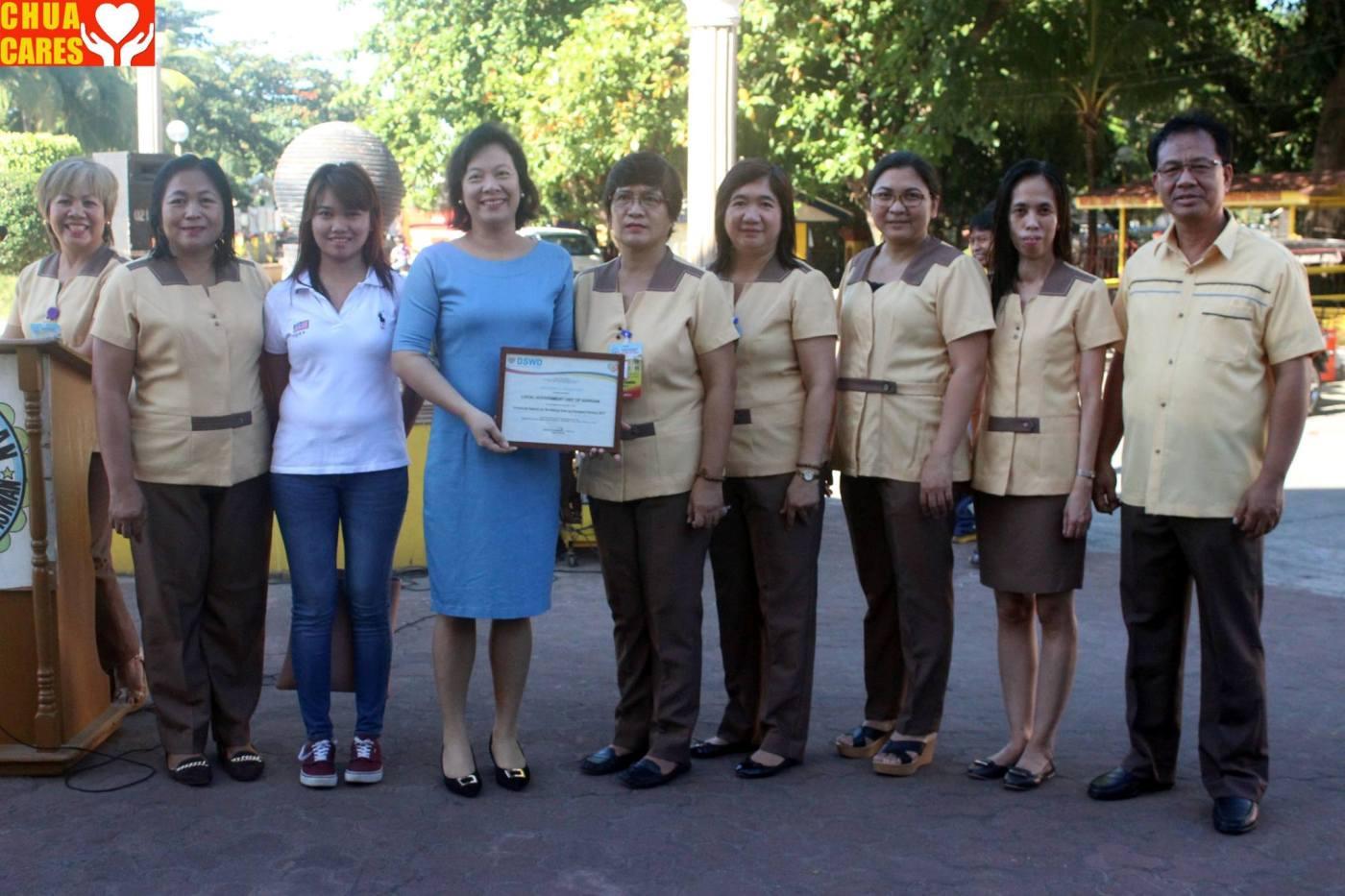 Asingan representative bags 3rd runner-up in 4Ps Modelong Ama 1