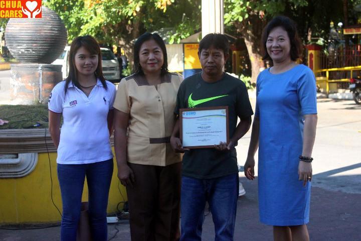 Asingan representative bags 3rd runner-up in 4Ps Modelong Ama