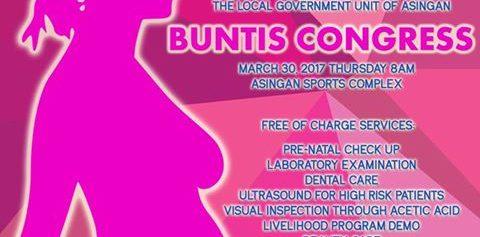 Buntis Congress