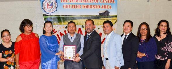 Mayor Chua welcomed by Asinganians in Canada featured