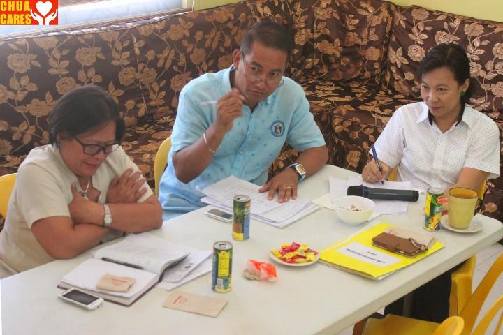 Local School Board headed by Mayor Heidee Chua discussed (1)