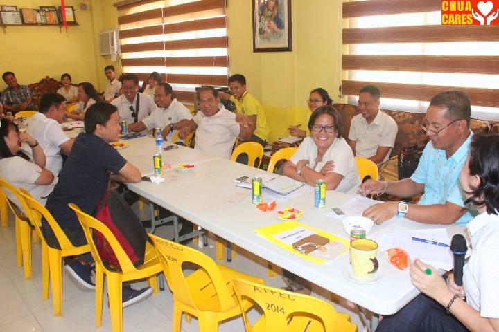Local School Board headed by Mayor Heidee Chua discussed (2)