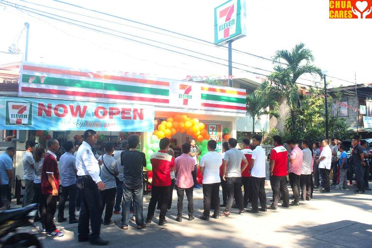 Asinganians can now enjoy 24-7 convenience of 7-Eleven everyday 2