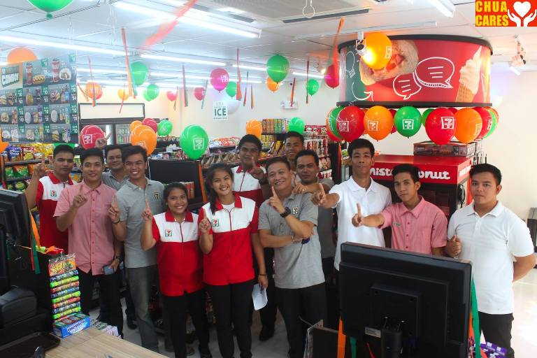 Asinganians can now enjoy 24-7 convenience of 7-Eleven everyday 4
