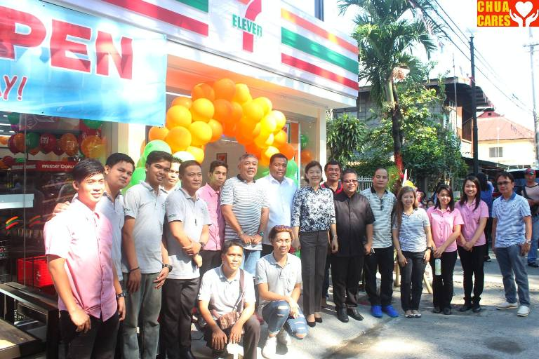 Asinganians can now enjoy 24-7 convenience of 7-Eleven everyday
