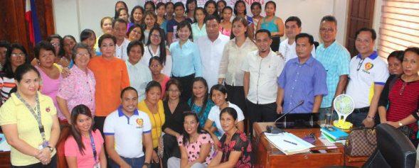 I-Pantawid Social Contract Signing between LGU Asingan (2)