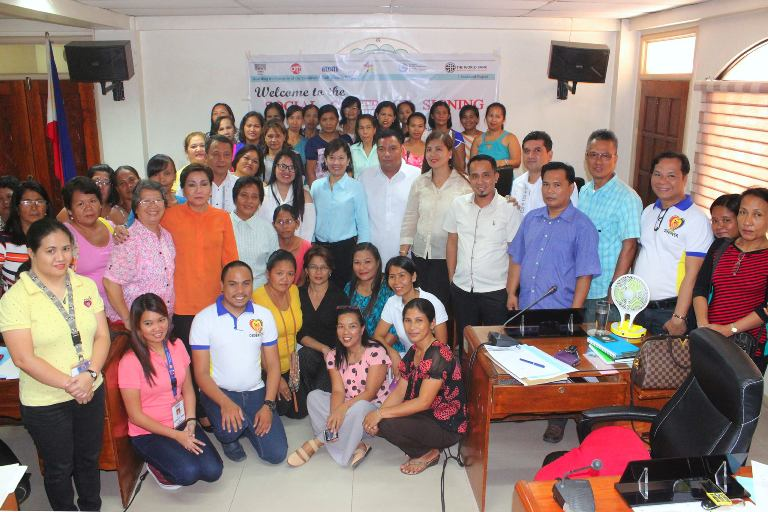 I-Pantawid Social Contract Signing between LGU Asingan (2)