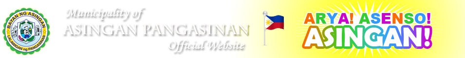 Official LGU Website of Asingan Pangasinan