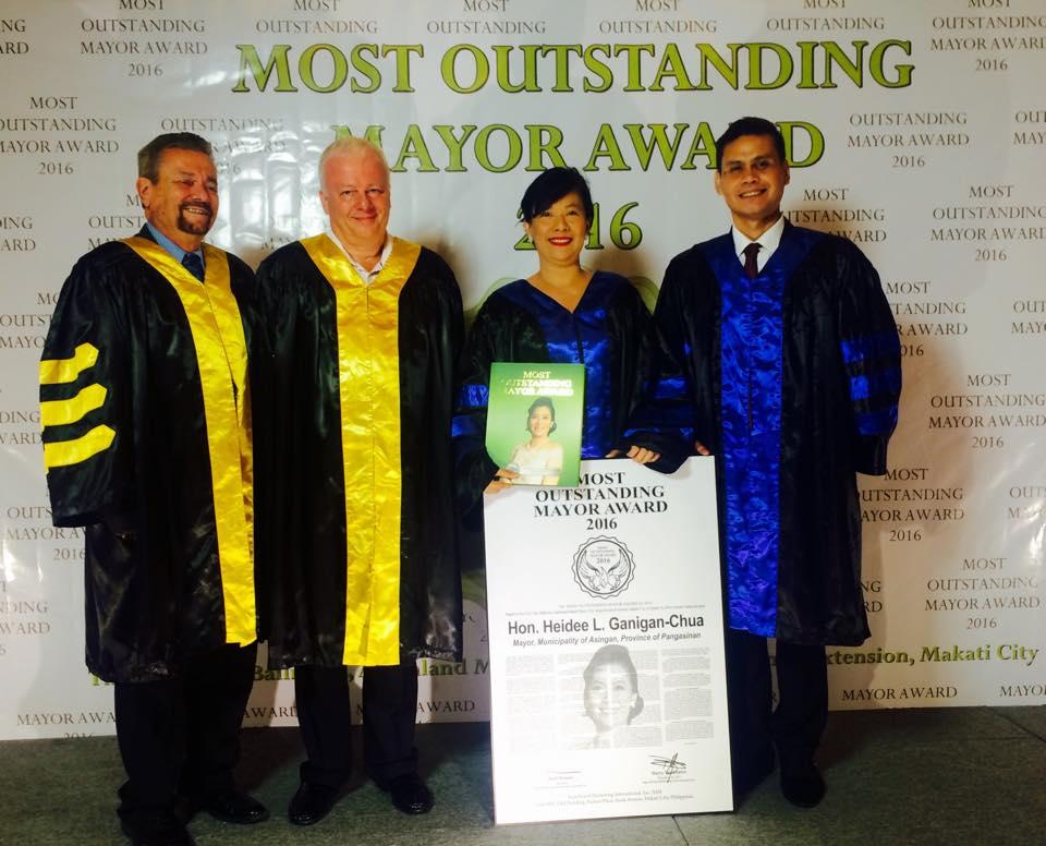 Most Outstanding Mayor Award 2016 2016 (1)